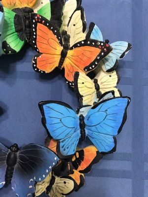 Butterfly Plaque for Sale in Fort Wayne, IN