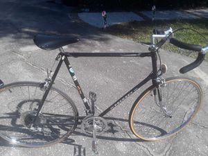 "Peugeot 10 speed road bike, Simplex Components, 66cm frame(26""), 700 tires. for Sale in Wesley Chapel, FL"