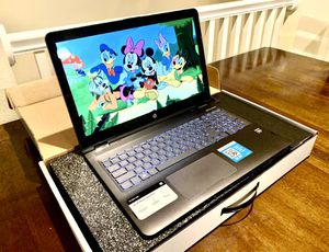"""Hp Envy x360 New with Box Full HD Touchscreen 8GB Memory 1TB Storage Tablet mode Backlight 15"""" for Sale in Katy, TX"""