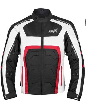 New!! HWK Textile Motorcycle Jacket (Waterproof CE Armoured Breathable) Size XXXL... $60 for Sale in Nashville, TN