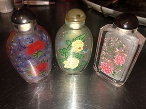 Chinese snuff bottles for Sale in New Port Richey, FL