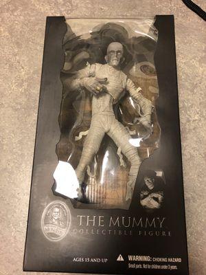 "Universal Studios The Mummy Collectible Mezco 9"" Action Figure Boris Karloff for Sale in New York, NY"