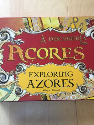 Board game in Portugués and English for Sale in Cleveland, OH