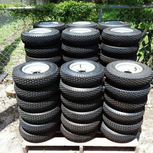 New 4.80/4.00-8 wheels and tires for Sale in Hollywood, FL