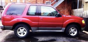 2002 FORD EXPLORER SPORT 147k miles. Runs great! Brand new Clutch . NEW ALTERNATOR. $1,799 OBO for Sale in Columbus, OH