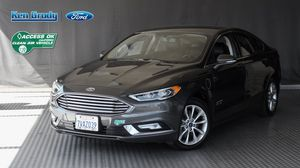 2017 Ford Fusion Energi for Sale in Carlsbad, CA