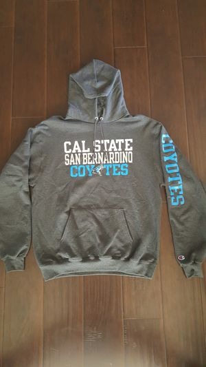 CSUSB Hooded Sweatshirt Large for Sale in Norco, CA