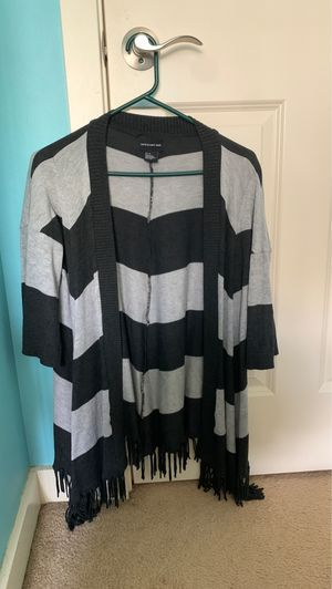Women's Sweater with Fringe- Small for Sale in Issaquah, WA