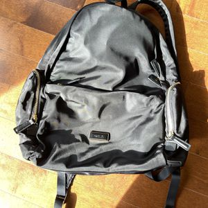 Agnes b Logo-plaque Black Backpack for Sale in San Diego, CA