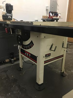 Jet table saw power 120 and 220 for Sale in Auburn, WA