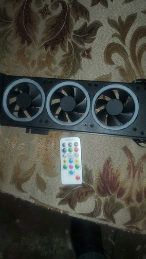 Anidees vga cooler rgb for Sale in Anaheim, CA