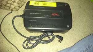 APC BY Schneider Network battery backup for home newtworking & computer equipment for Sale in Denver, CO
