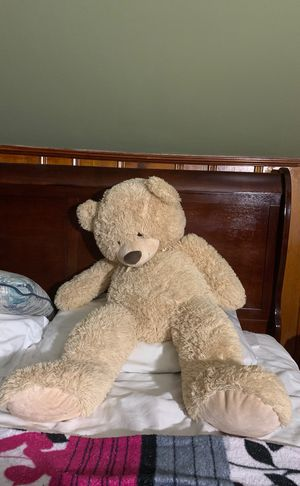 Giant Teddy Bear for Sale in Paterson, NJ