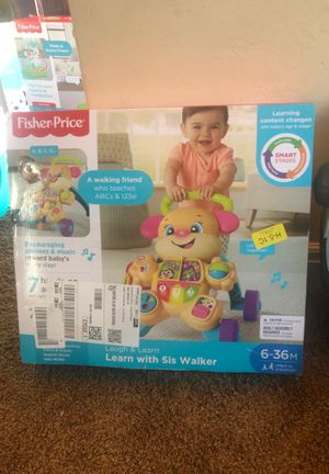 Fisher Price Sis Walker for Sale in Oakland, CA