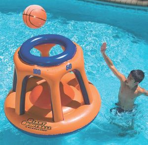Basketball Swimming Pool Toy Outdoor Play Fun Hoop Kids for Sale in Lexington, KY