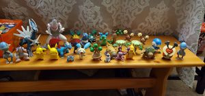 Pokemon action figures collection for Sale in Allentown, PA