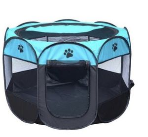 New Pet Tent Portable Playpen Dog Folding Crate Dog House Puppy Pen Soft Kennel Cat Cage for Sale in Queens, NY