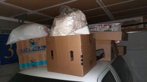 Free boxes & packing materials for Sale in Glendale, AZ