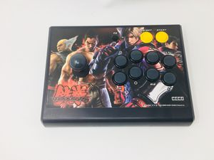 Tekken 6 limited edition wireless arcade stick PS3 for Sale in Portland, OR