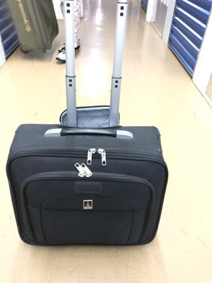 Small Rolling Case used as briefcase for Sale in Delray Beach, FL