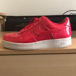 Nike siren red Air Force 1s for Sale in Atlanta, GA