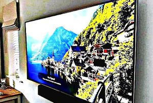 LG 60UF770V Smart TV for Sale in Three Forks, MT