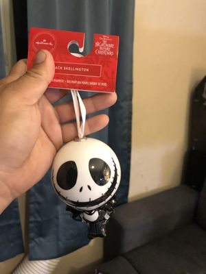 The Nightmare Before Christmas Ornaments for Sale in San Diego, CA
