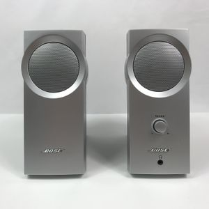 Bose Companion 2 Series I Computer Speakers Black Grey Includes All Cables for Sale in Anaheim, CA