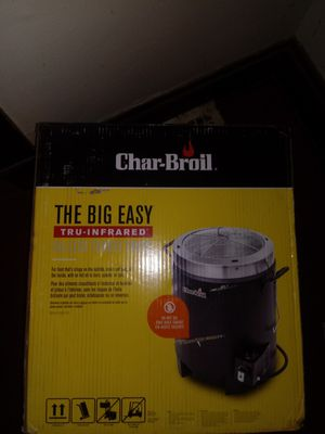 Char broil oil less turkey fryer for Sale in Cleveland, OH