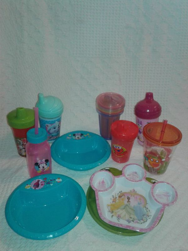 Misc Toddler Cups Dishes and Bowls