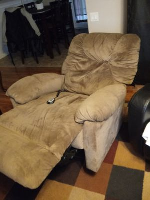 Best home furnishings power rocker recliner for Sale in Nashville, TN