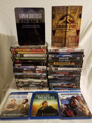 Action, Sci-Fi & Horror DVDS for Sale in Murfreesboro, TN