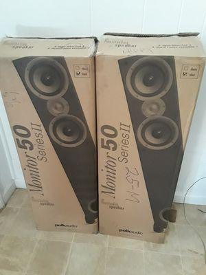 Polk Audio 50 Series2 for Sale in Camden, NJ