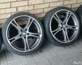 Two Pirelli tires and OEM BMW Wheels for Sale in Federal Way, WA