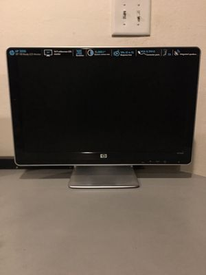 20 inch HP LCD computer monitor for Sale in Fresno, CA
