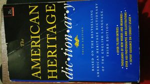 American Heritage Dictionary for Sale in Knoxville, TN