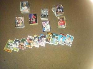 463 Baseball cards (1980s-1990s) for Sale in Columbus, OH