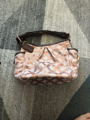 Rose Gold Coach Bag for Sale in Tacoma, WA