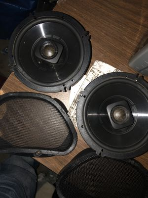 Polk Audio speakers for Sale in Fresno, CA