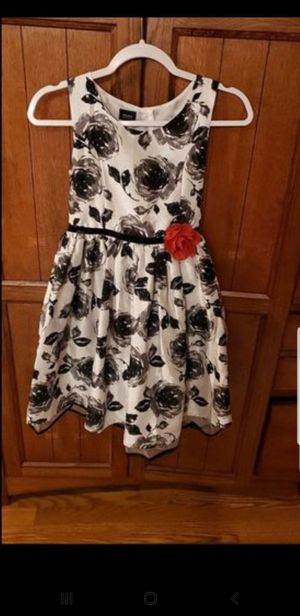 Girl Holiday floral dress for Sale in Stockton, CA