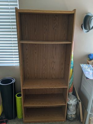 FREE BOOKSHELF! MUST GO BY SAT. 2/29!!! for Sale in Vista, CA