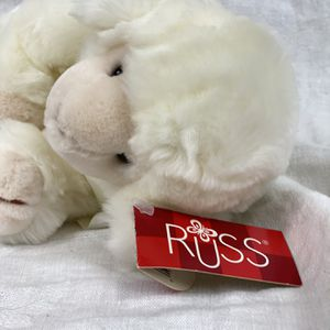 NEW RUSS stuffed Lamb Animal Toy for Sale in Minneapolis, MN