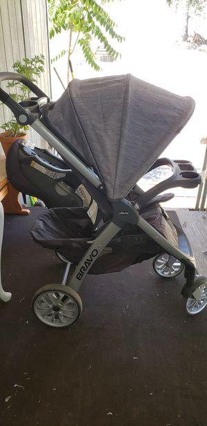 Chico bravo stroller for Sale in Squaw Valley, CA