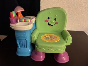 Musical learning chair for kids $15 for Sale in Spring Valley, CA