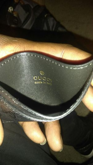 Gucci wallet used once for Sale in Greater Landover, MD