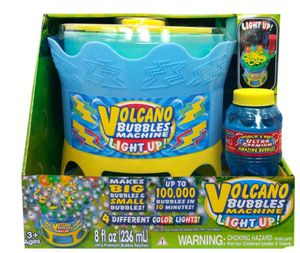 VOLCANO BUBBLES MACHINE NEW for Sale in Oklahoma City, OK