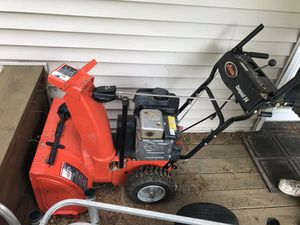 Ariens Compact 24 snowblower for Sale in Warrenton, VA