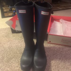 Hunter Boots! for Sale in Warren, MI