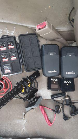 RØDE RØDELink Filmmaker Kit for Sale in Richardson, TX