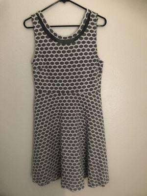 Gray and white mini dress for Sale in El Cajon, CA